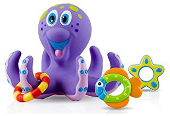 Top 10 Bath Toys For 1 Year Olds: Octopus
