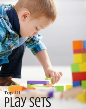 Top 10 Play Sets For 2 Year Olds