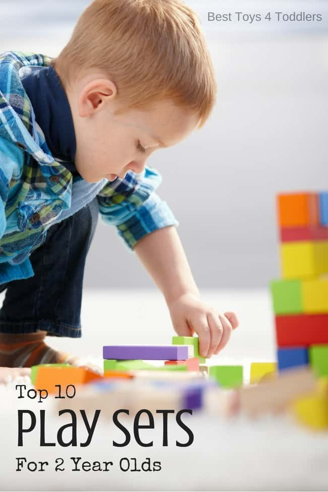 Top 10 Play Sets For 2 Year Olds: encourage growth, development and learning through these fun toy sets.