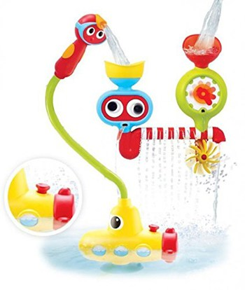 Top 10 Bath Toys For 2 Year Olds: Submarine Spray Station