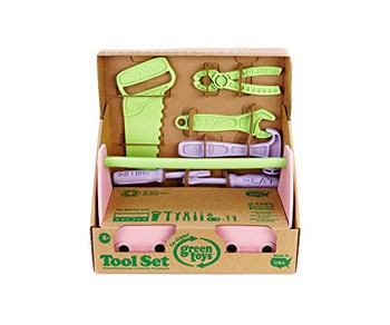 Top 10 Play Sets For 3 Year Olds: Green Toys Tool Set