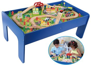 Top 10 Play Sets For 4 Year Olds: Train with Table