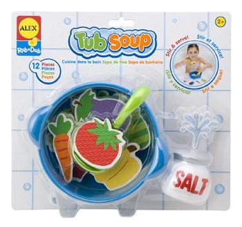 Top 10 Bath Toys For 2 Year Olds: Rub A Dub Tub Soup
