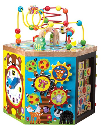 Top 10 Play Sets For 2 Year Olds: Woodland Wonders Activity Center