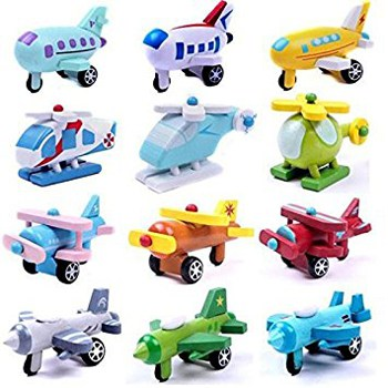Top 10 Play Sets For 2 Year Olds: Wooden Airplane Model Toys