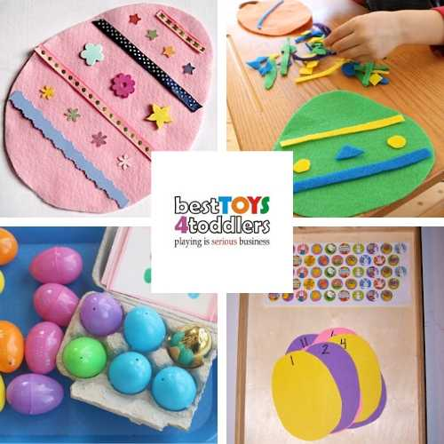 easter egg busy bags for toddlers