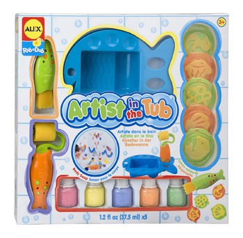 Top 10 Bath Toys For 4 Year Olds: Artist In The Tub Set