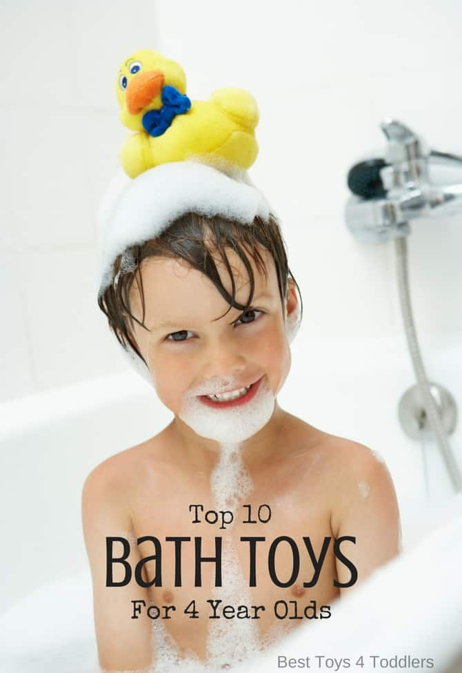 Top Three Toys Of 2012 : Top bath toys for year olds