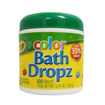 Top 10 Bath Toys For 4 Year Olds: Crayola Color Bath Dropz