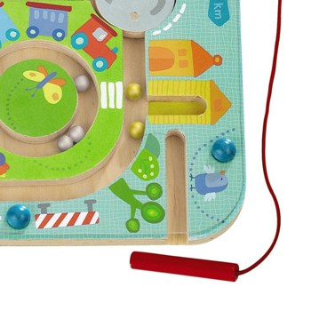 Top 10 STEM Toys For 2 Year Olds: Town Maze Magnetic Game