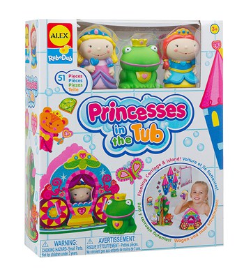 Top 10 Bath Toys For 3 Year Olds: Princess In The Tub