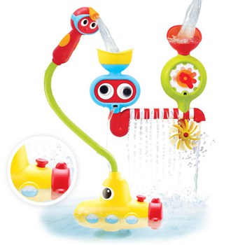 Top 10 Bath Toys For 3 Year Olds: Submarine Spray Station