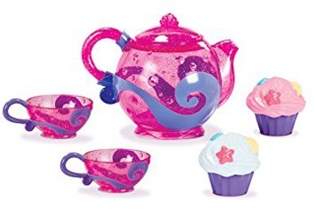 Top 10 Bath Toys For 4 Year Olds: Bath Tea and Cupcake Set