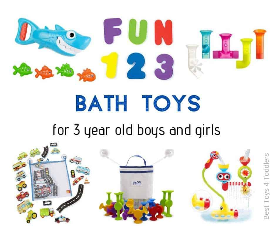 Top 10 bath toys for 3 year olds