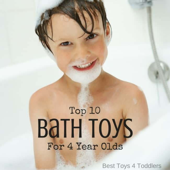 4 Year Old Developmental Toys : Top bath toys for year olds