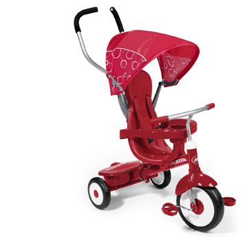 Top 10 Outdoor Toys For 2 Year Olds: 4 In 1 Stroll 'N Trike