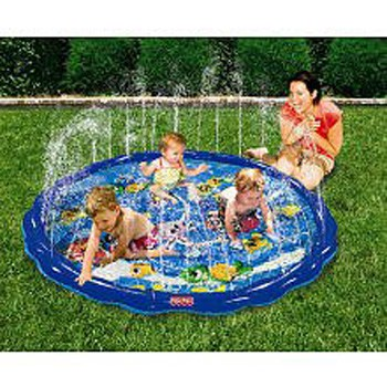 Top Outdoor Toys For 1 Year Olds: Splash Pad