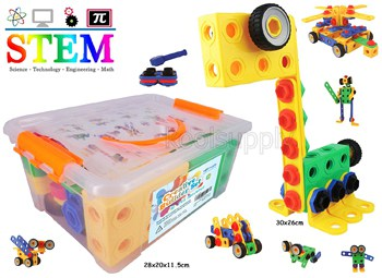 Top 10 STEM Toys For 3 Year Olds: Creative Builder Set