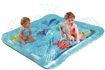 Top 10 Outdoor Toys For 2 Year Olds: Baby Wading Kiddy Pool & Splash Pad