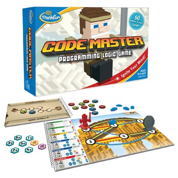 Top 10 STEM Toys For 3 Year Olds: Code Master Programming Logic Game