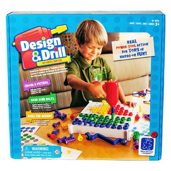Top 10 STEM Toys For 3 Year Olds: Design and Drill
