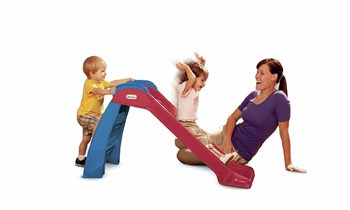 Top 10 Outdoor Toys For 2 Year Olds: Easy Foldable Indoor/Outdoor Slide