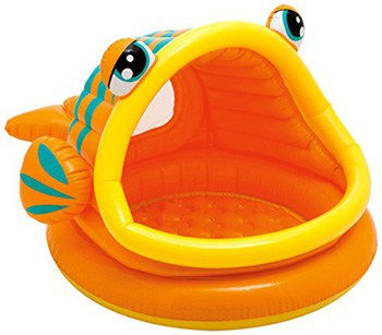 Top 10 Outdoor Toys For 1 Year Olds: Inflatable Baby Pool