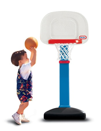 Top 10 Outdoor Toys For 2 Year Olds: Little Tikes Easy Score Basketball Set