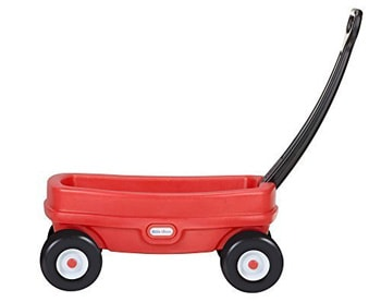 Top 10 Outdoor Toys For 1 Year Olds: Little Red Wagon