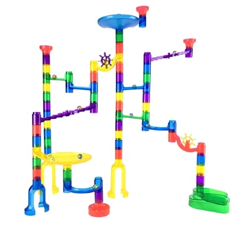 Top 10 STEM Toys For 4 Year Olds: Marble Genius Marble Run
