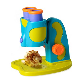 Top 10 STEM Toys For 3 Year Olds: GeoSafari My First Microscope