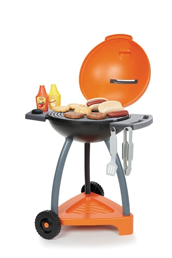 Top 10 Outdoor Toys For 1 Year Olds: Outdoor Play Grill
