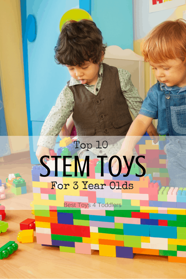 Great Toys For Three Year Old : Top stem toys for year olds