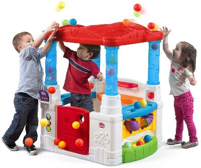 Step2 Crazy Maze Ball Pit Playhouse