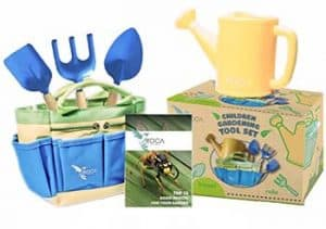 Top 10 Outdoor Toys For 3 Year Olds: Gardening Tools For Kids