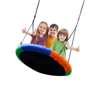 Top 10 Outdoor Toys For 3 Year Olds Large Tree Saucer Swing