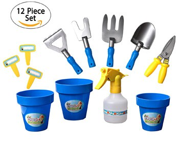 Top 10 Outdoor Toys For 4 Year Olds: Gardening Tool Set