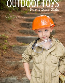 Top 10 Outdoor Toys For 4 Year Olds