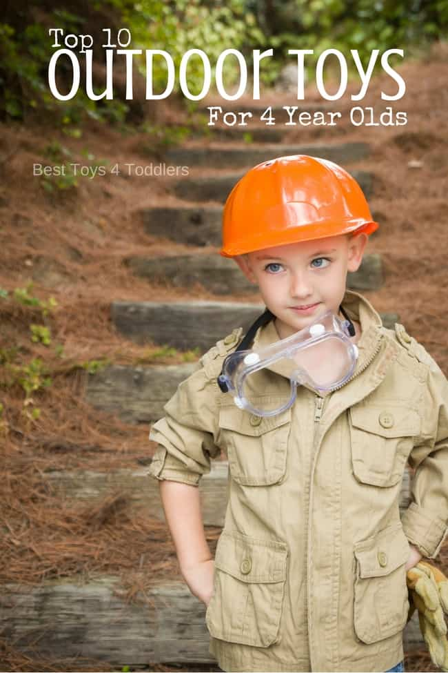 Toys For Boys 2 4 : Top outdoor toys for year olds