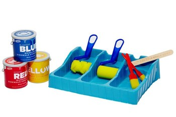 Top 10 Outdoor Toys For 4 Year Olds: Sidewalk Chalk Paint