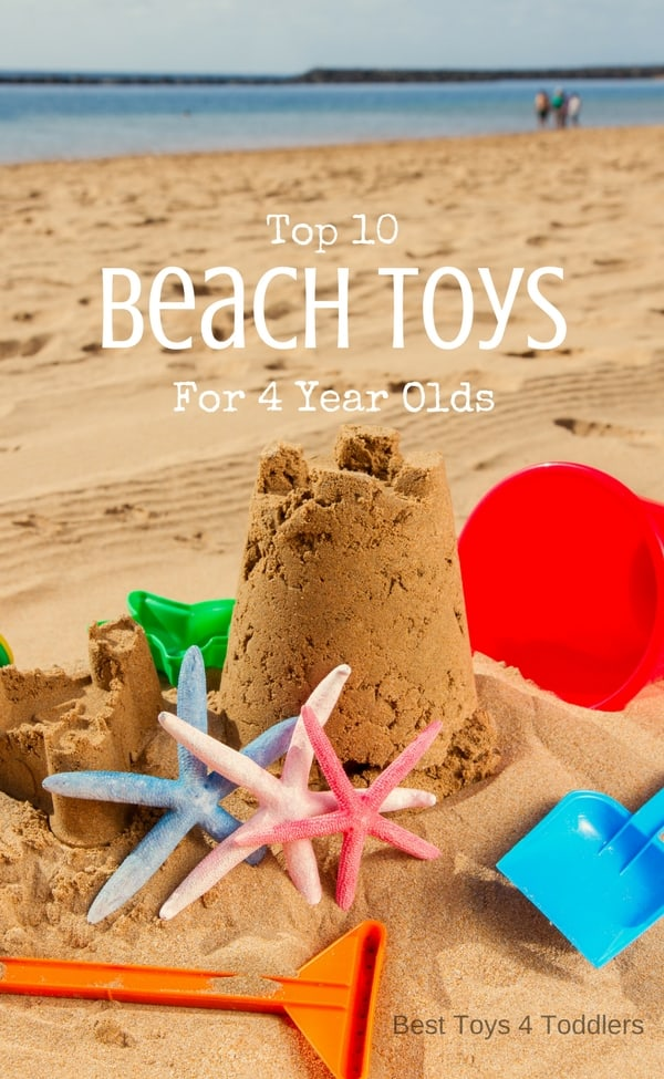 Top 10 Beach Toys For 4 Year Olds