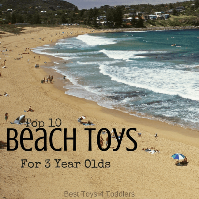 Top 10 Beach Toys For 3 Year Olds