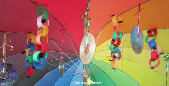 visuali stimulating rainbow activity for babies and toddlers