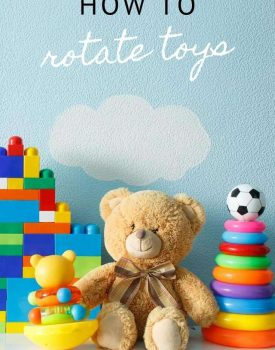 How to Start Toy Rotation System in Your Home