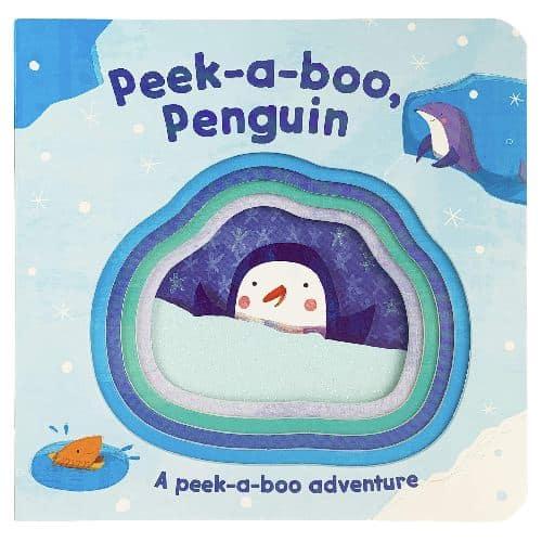 Peek-a-Boo Penguin