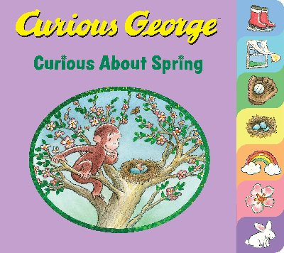 Curious George Curious About Spring