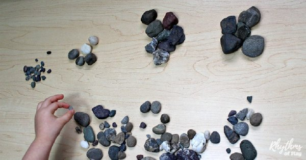 Sorting and Classifying Rocks