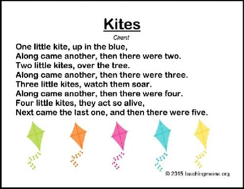 Kite and Other Spring Songs