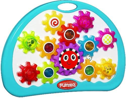Popular STEM toys for 2 year old boys and girls - Playskool Explore 'N Grow Busy Gears