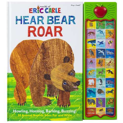 Hear Bear Roar 30 Animal Sound Book